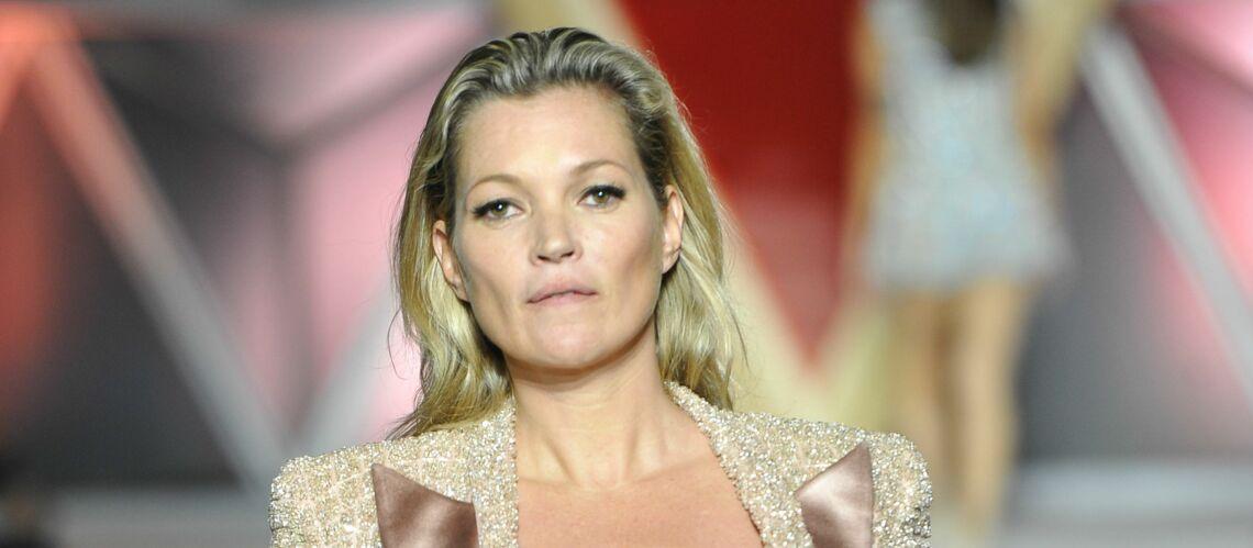 Kate Moss, éméchée, a failli en venir aux mains à Cannes