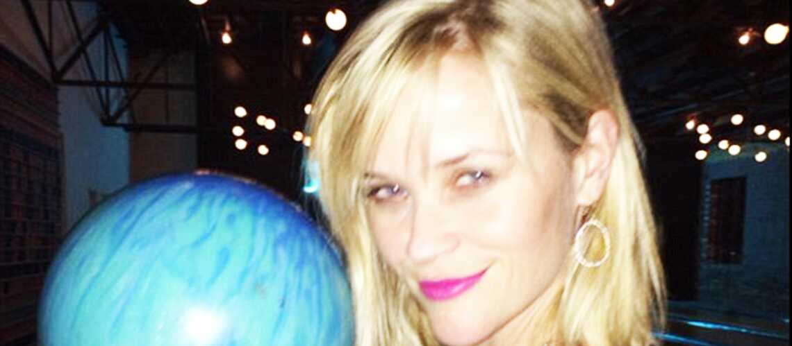 Reese Witherspoon, les boules d'anniversaire