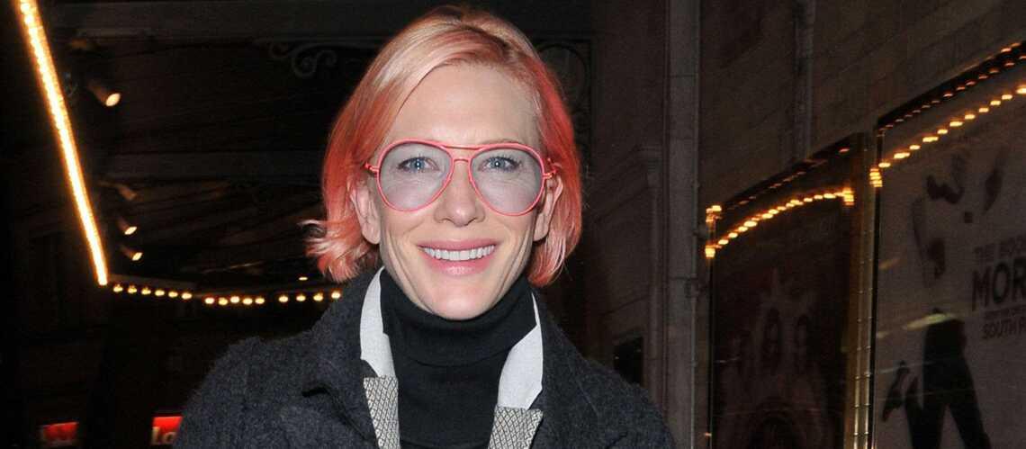 Cate Blanchett vire au rose
