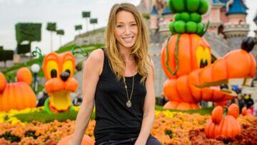 Laura Smet et Camille Lacourt à Disneyland pour Halloween