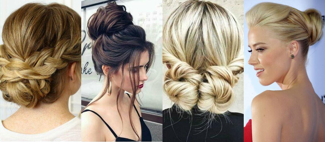 PHOTOS – Cheveux: les buns les plus stylés à adopter