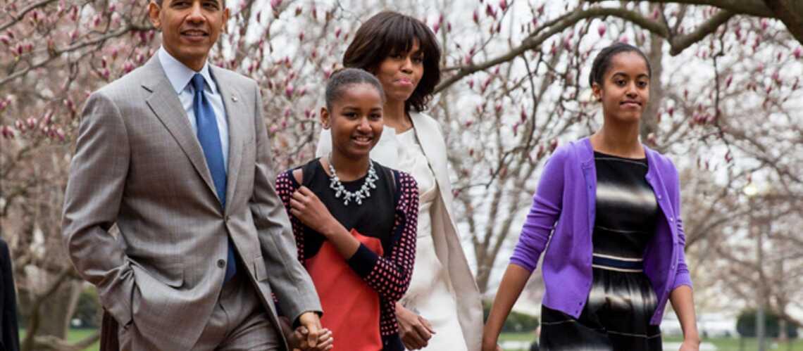 Barack Obama lance un ultimatum à ses filles