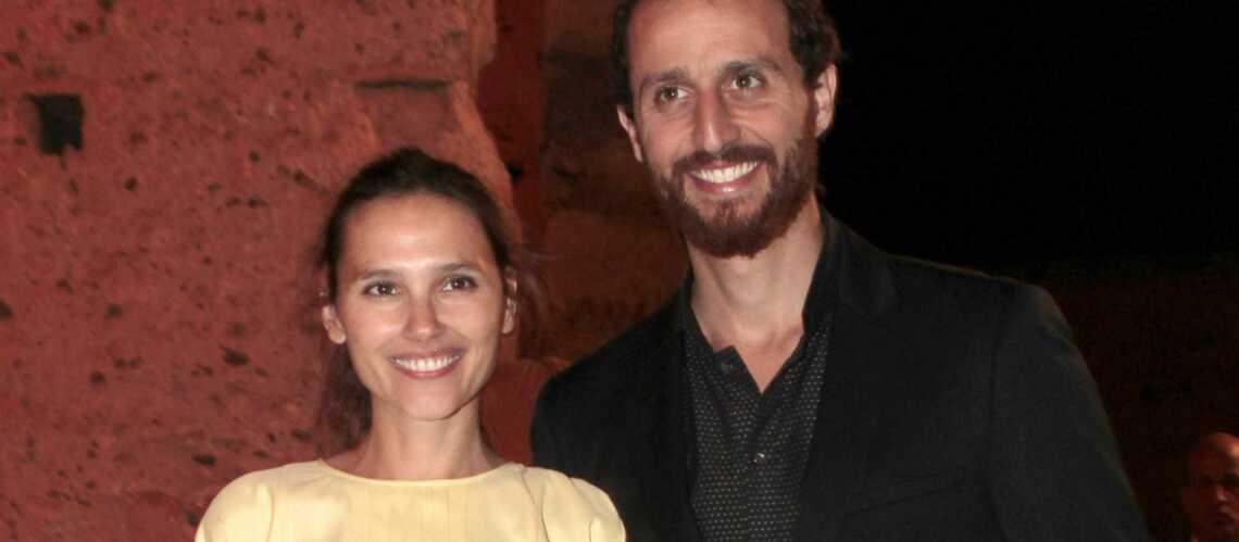 Virginie Ledoyen et Arié Elmaleh, parents d'une petite fille