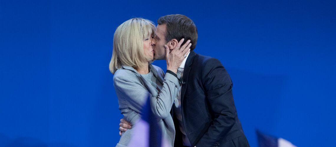 Brigitte Trogneux était fascinée par l'élève Emmanuel Macron