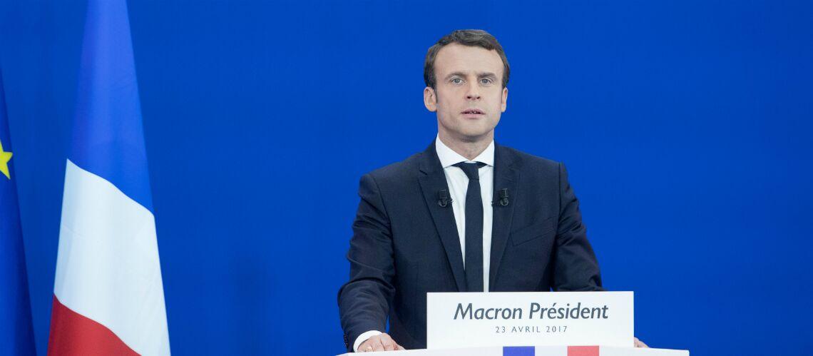 Emmanuel Macron en deuil: la tristesse après la joie du premier tour, «son rayon de soleil» est décédé
