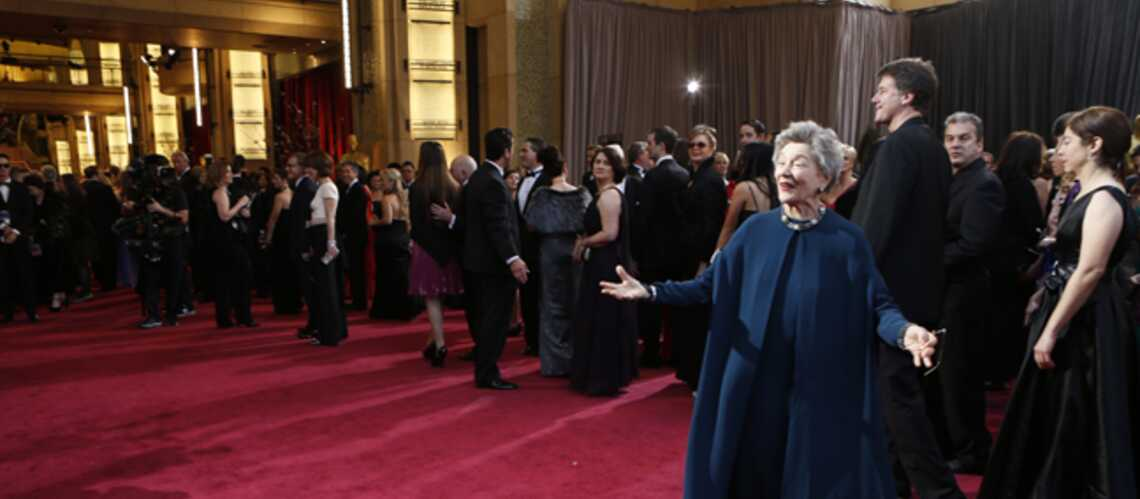 Oscars 2013: espoir déçu pour Emmanuelle Riva