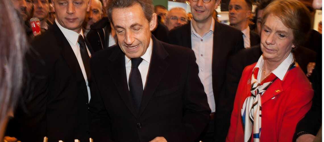 Sarkozy son come back inat tendu au salon de l agri cul for Sarkozy salon agriculture