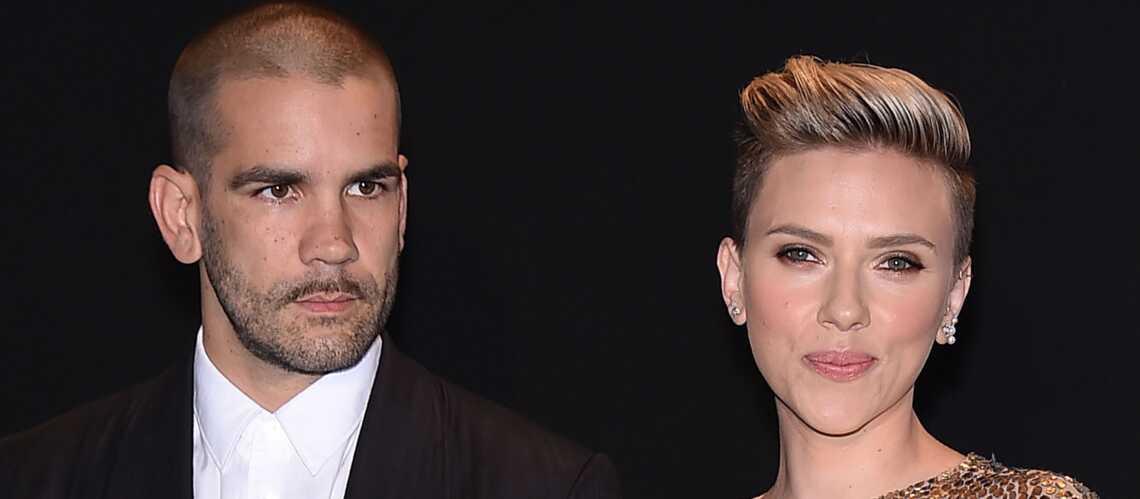 Scarlett Johansson serait séparée de son mari, le journaliste français Romain Dauriac