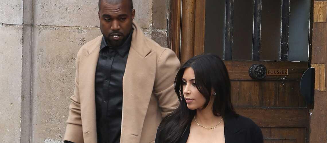 La paranoïa de Kanye West irrite Kim Kardashian