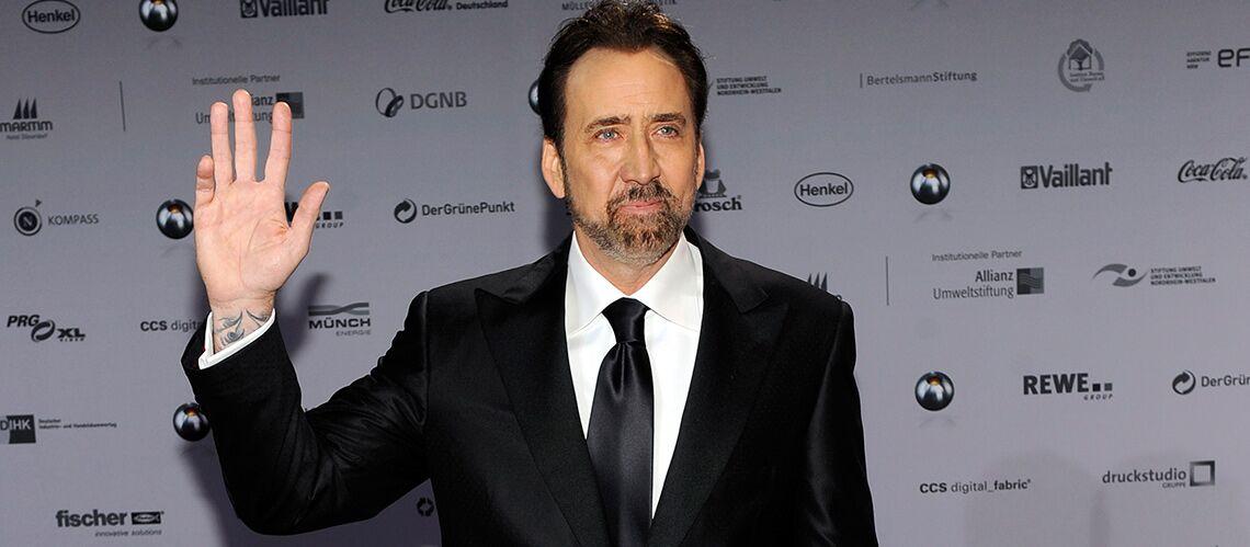 PHOTO – Au Kazakhstan, Nicolas Cage nous rappelle François Hollande