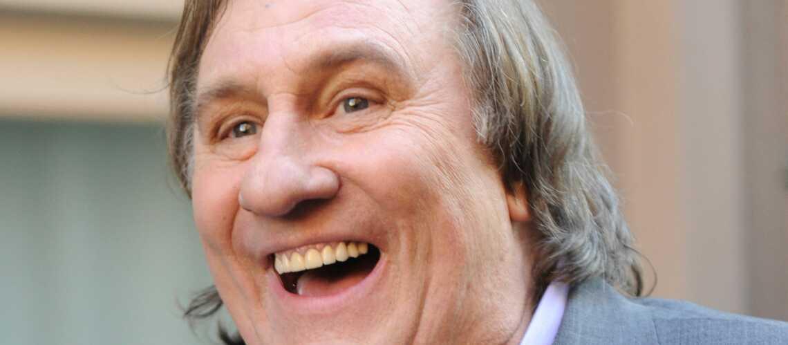 Gérard Depardieu nous met à l'heure russe