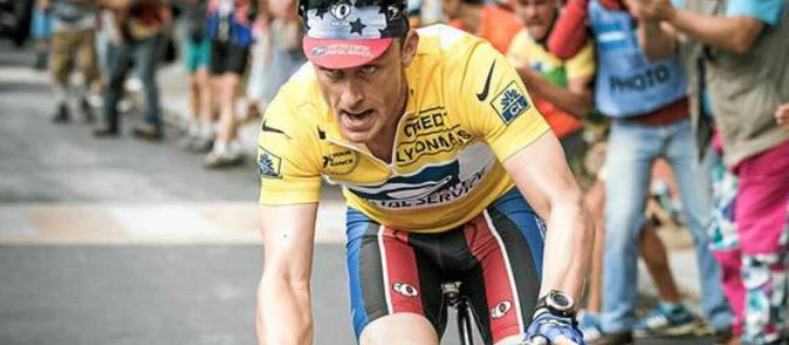 Photos- Ben Foster métamorphosé en Lance Armstrong