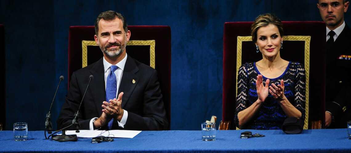 Felipe et Letizia d'Espagne remettent les Prix Prince des Asturies