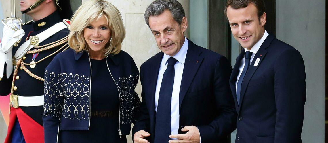 Nicolas Sarkozy «couche-tôt» n'est pas du genre à s'attarder à un dîner, même quand il est avec Emmanuel Macron