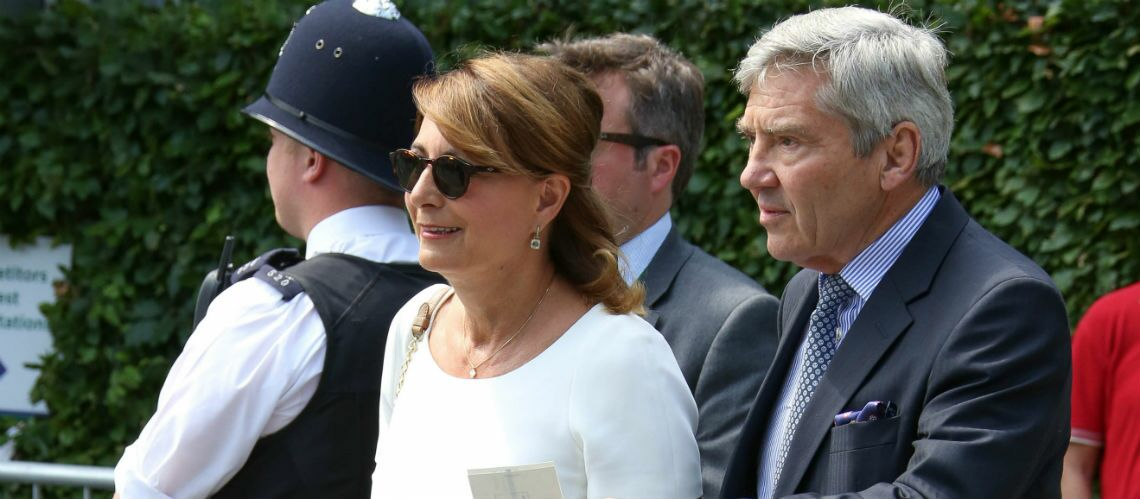 Les parents de Kate Middleton dans la tourmente: ils ont vendu des costumes sexy à des enfants