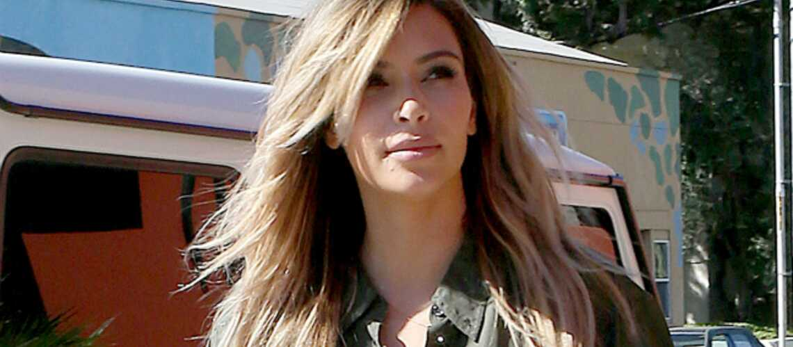 Kim Kardashian en Alien amoureuse