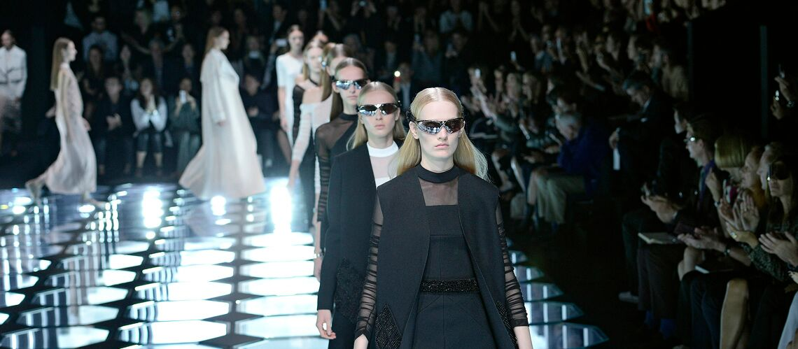Fashion Week –  Balenciaga, Alexis Mabille, Dries Van Noten, et Cédric Charlier…