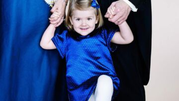 Famille royale de Suède: Estelle, princesse mutine