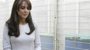 Princesse Kate en prison