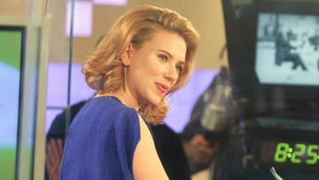 Scarlett Johansson complexée