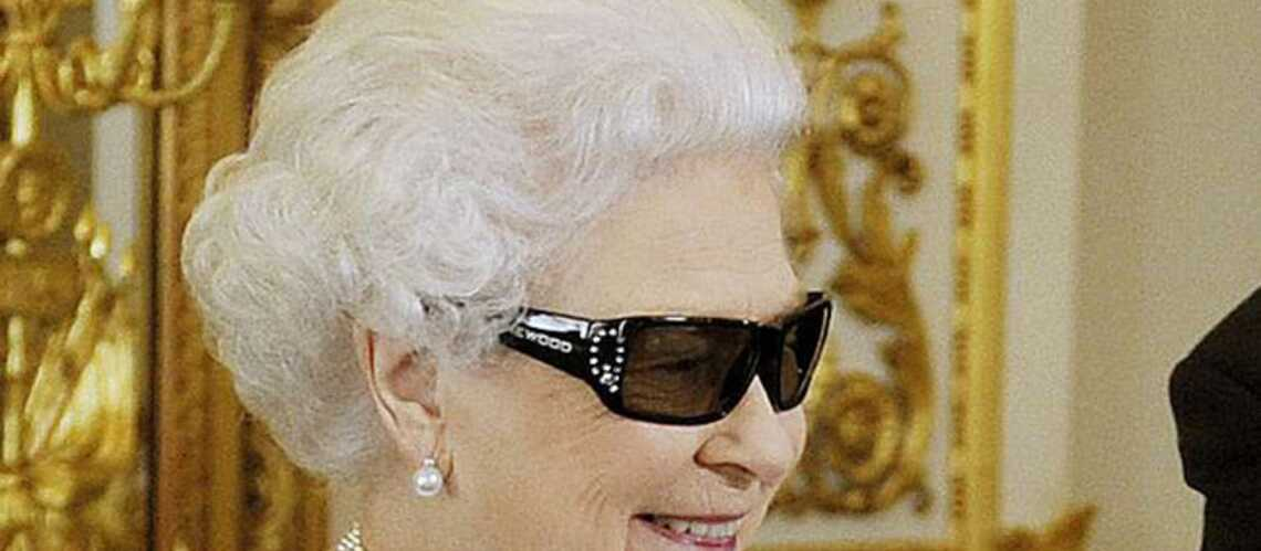 Elizabeth II en 3D et tellement 2.0
