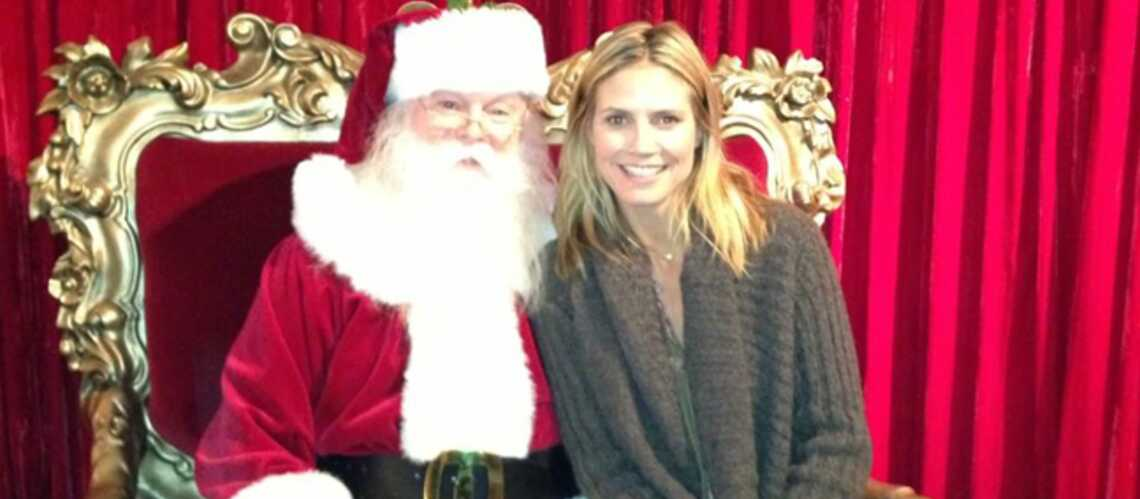 D'Heidi Klum à Matt Pokora, l'album de Noël des stars
