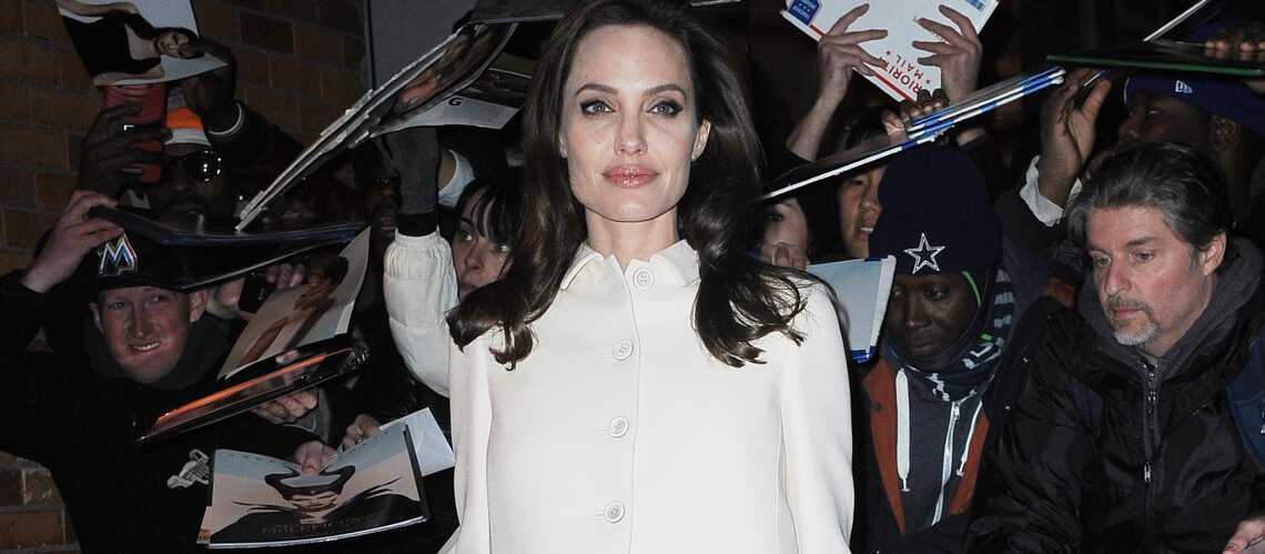 Angelina Jolie, amaigrie, ne pèserait plus que 34 kilos: les conséquences du divorce