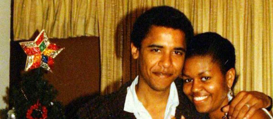 Michelle Obama sort les archives de Noël