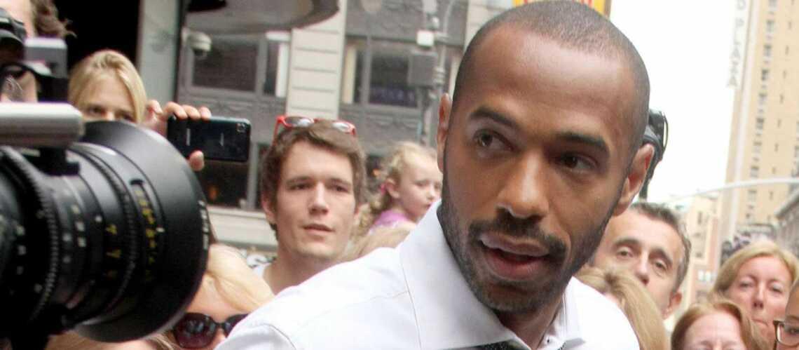 Thierry Henry acteur dans Entourage