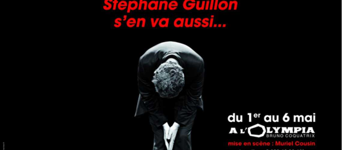 Stéphane Guillon censuré