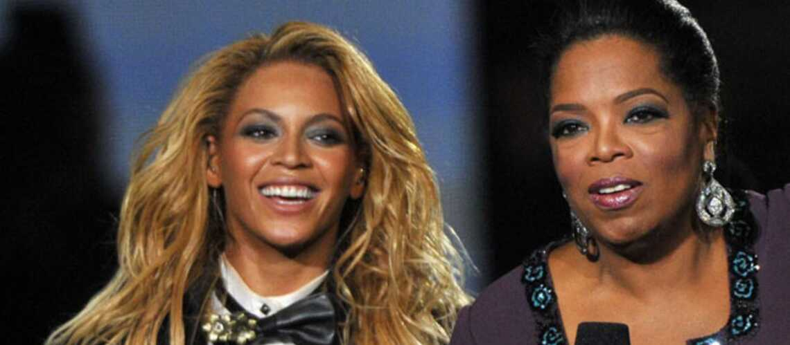 Beyoncé offre une marraine de choix à Blue Ivy