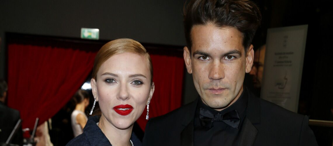 PHOTOS – Scarlett Johansson et Romain Dauriac, fraîchement séparés, passent une soirée ensemble