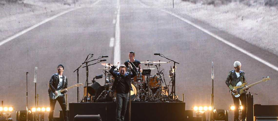 PHOTOS – U2 offre une fête XXL au Stade de France pour les 30 ans de The Joshua Tree