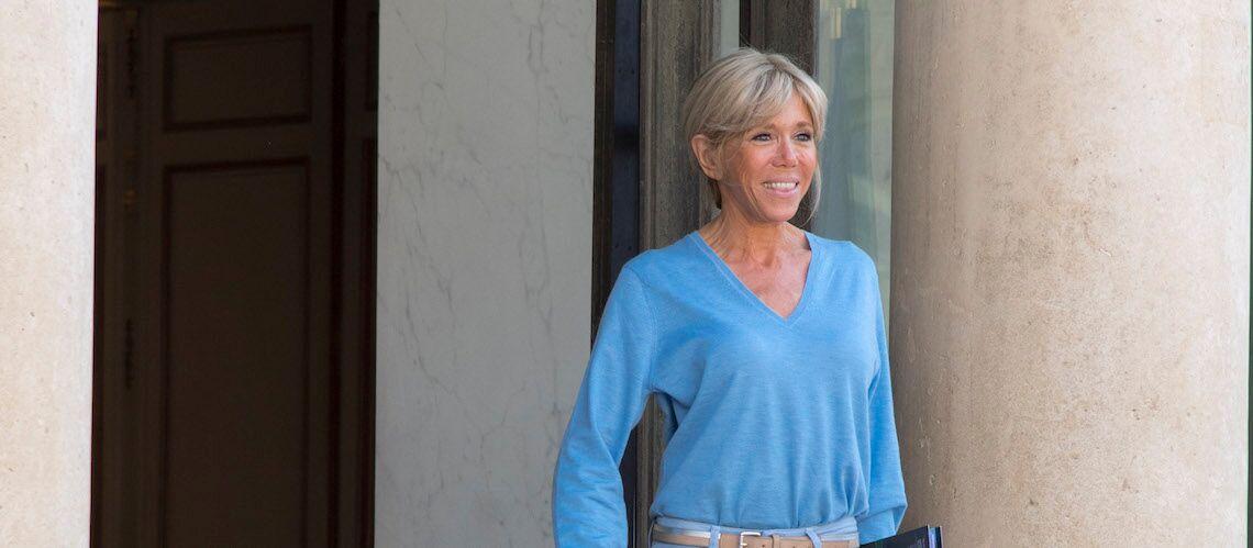 """Valérie Trierweiler admire Brigitte Macron: """"On aimerait toutes être comme elle à son âge!"""""""