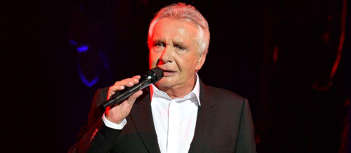 Michel Sardou n'a jamais pensé remplacer Johnny Hallyday dans les Vieilles Canailles