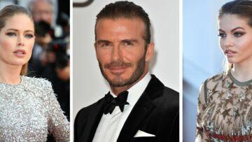 PHOTOS – Thylane Blondeau, David Beckham, Doutzen Kroes…. ils ont craqué pour le wet!