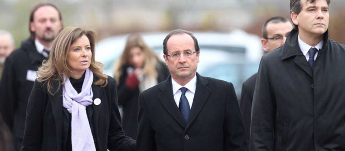Photos – Toute la Mitterandie réunie pour l'enterrement de Danielle Mitterrand