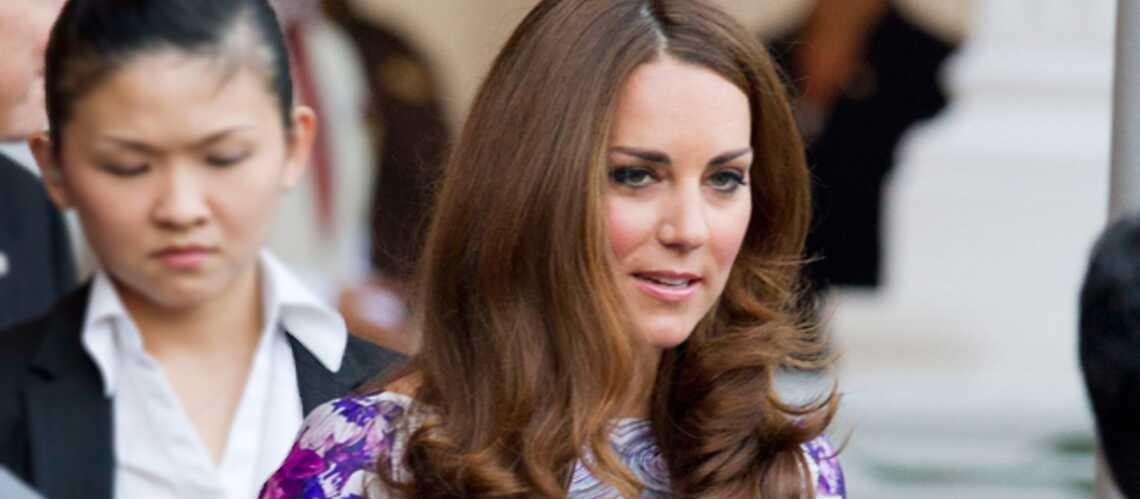 Kate Middleton, Katie Holmes, adoubent l'imprimé miroir