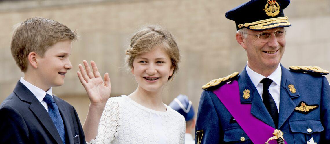 PHOTOS – Elisabeth de Belgique: l'héritière du trône n'est plus une petite fille