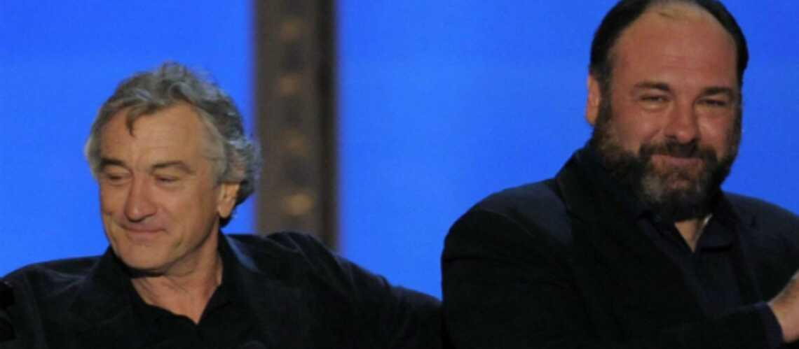 Robert De Niro remplace James Gandolfini à la télé