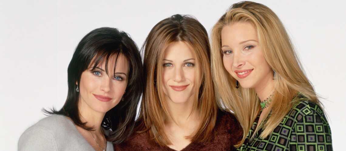 "Jennifer Aniston dîne entre ""Friends"""