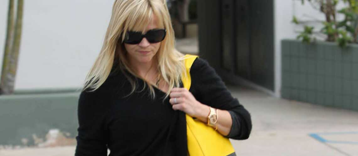 Reese Witherspoon: une grossesse compliquée