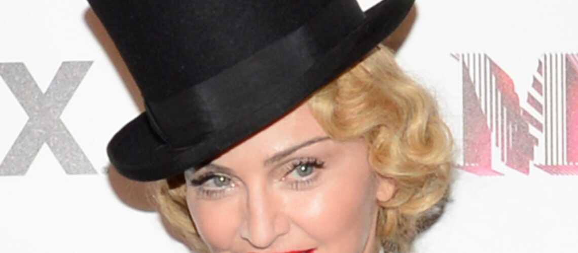 Madonna, star la mieux payée au monde