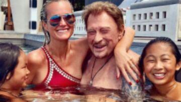 PHOTOS- Johnny Hallyday en pleine forme, Karine Ferri en mini bikini, le décolleté d'Eva Longoria… Hot, insolite ou drôle, la semaine des stars en images