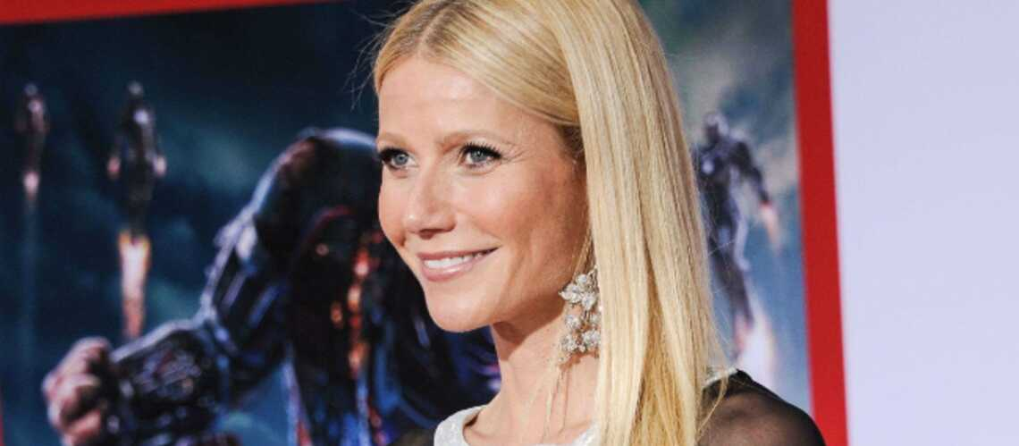 Gwyneth Paltrow flat­tée par son titre de plus belle femme