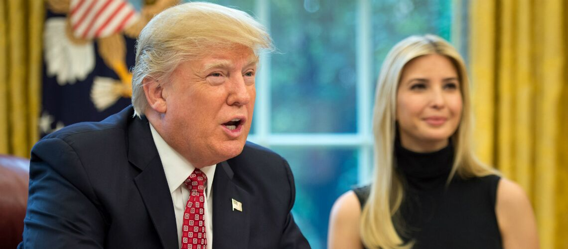 Un bouton dans le bureau de Donald Trump… pour commander son coca