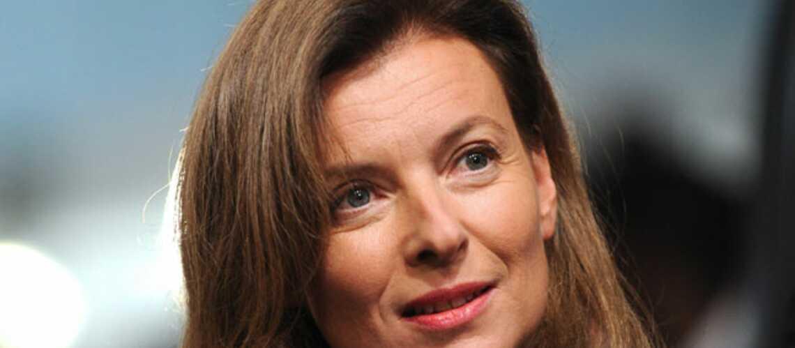 Valérie Trierweiler: son premier tweet depuis son hospitalisation