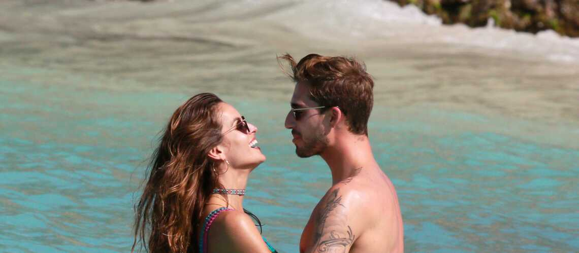 Kevin Trapp et Izabel Goulart: Love is in the air