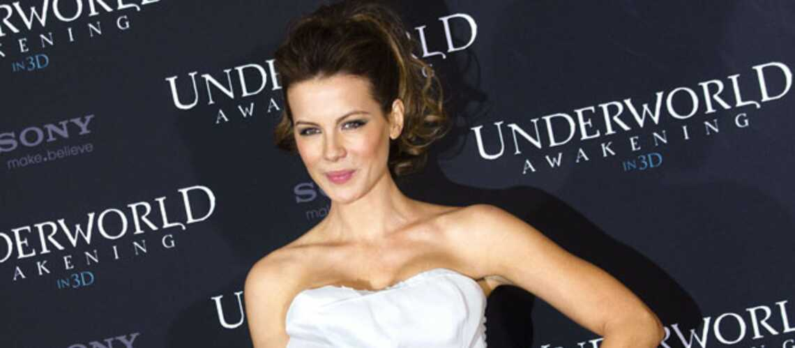 T'as le look… Kate Beckin­sale!