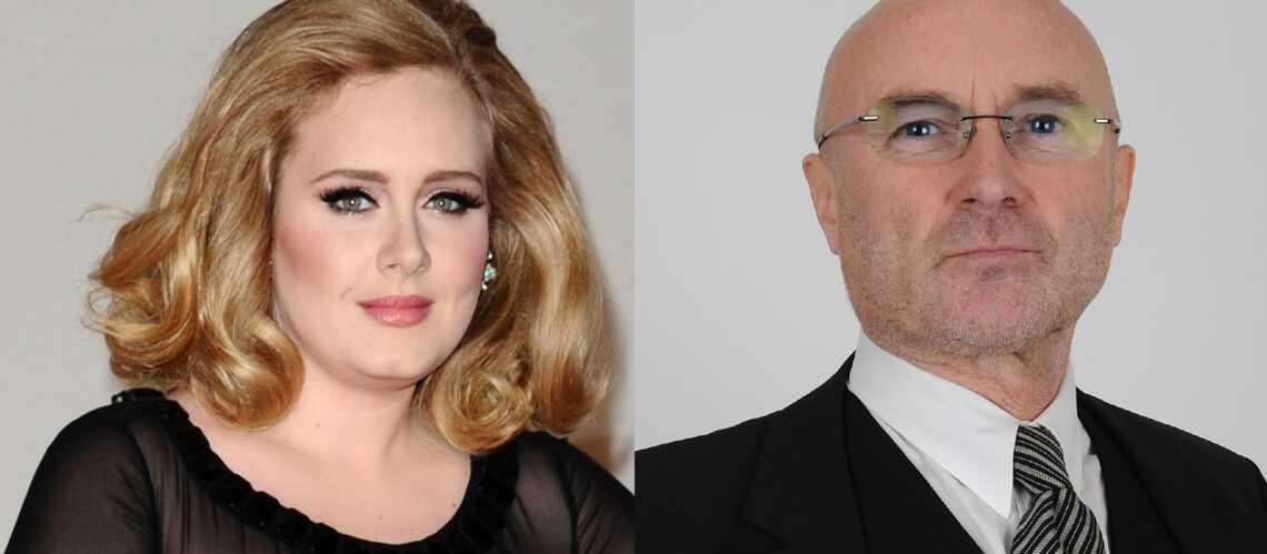 Adele et Phil Collins vont travailler ensemble